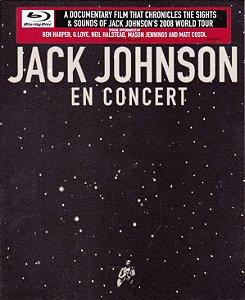 Jack Johnson -  En Concert - Novo /Lacrado (Promo)