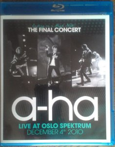 BD - A-Ha The Final Concert (Novo/lacrado) Promo