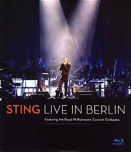 Sting - Live in Berlin (Lacrado / Promo )