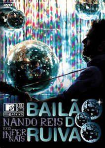 Blu-ray - Nando Reis e os Infernais - Bailão Do Ruivão (Lacrado - Promo)