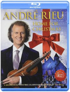 André Rieu ‎– Home For Christmas ( NOVO )