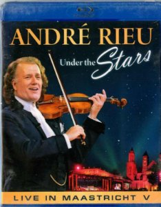 André Rieu And His Johan Strauss Orchestra & Choir ‎– Under The Stars (Live In Maastricht V) - ( NOVO/ PROMO )