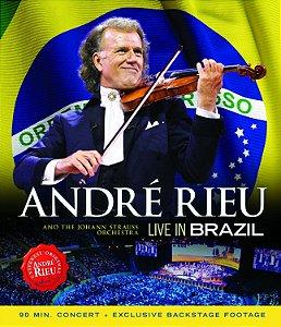 BD - André Rieu & The Johann Strauss Orchestra – Live In Brazil ( NOVO )