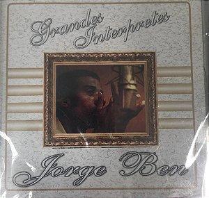 CD - Jorge Ben - Grandes Intérpretes