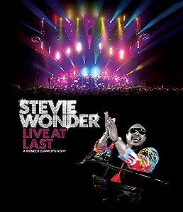 BD - Stevie Wonder – Live At Last (A Wonder Summer's Night) - Novo
