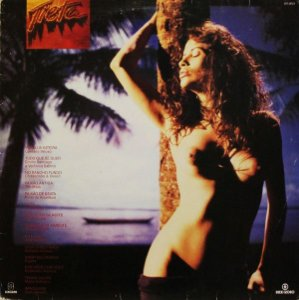 LP - Various – Tieta (Nacional)