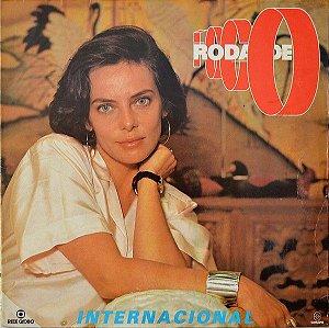 LP - Various – Roda De Fogo (Trilha Internacional Da Novela)
