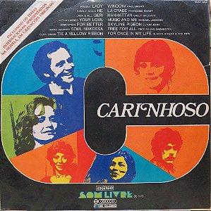 LP - Various – Carinhoso - Trilha Sonora Original Da Novela - Internacional