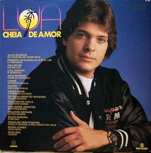 LP - Lua Cheia de Amor Nacional (Novela Globo) (Vários Artistas)