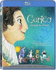 Blu-ray - Cirque Du Soleil - Corteo (Lacrado)