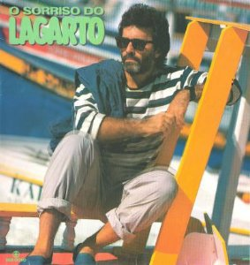 LP - Various – O Sorriso Do Lagarto (Trilha Da Minissérie)