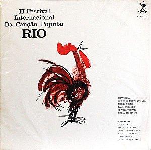 Various – II Festival Internacional Da Canção Popular Rio
