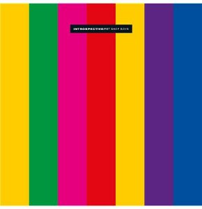 LP - Pet Shop Boys ‎– Introspective