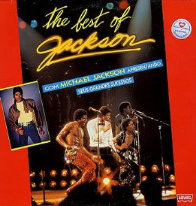 The Jacksons / Michael Jackson ‎– The Best Of Jackson