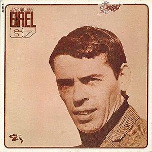 LP - Jacques Brel – Jacques Brel 67