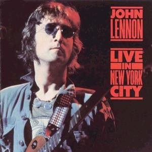 LP - John Lennon ‎– Live In New York City