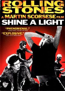 BD - The Rolling Stones, Martin Scorsese ‎– Shine A Light