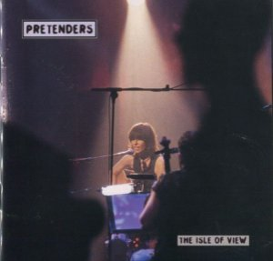 CD - Pretenders* ‎– The Isle Of View - IMP