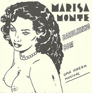 CD - Marisa Monte – Barulhinho Bom - Uma Viagem Musical