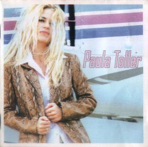 CD - Paula Toller – Paula Toller
