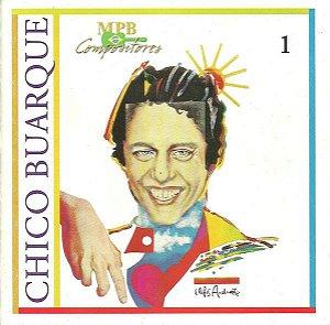 CD - Chico Buarque (Coleção MPB Compositores) ( Vários Artistas)