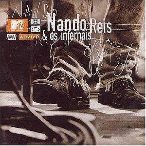 CD - Nando Reis & Os Infernais – MTV Ao Vivo