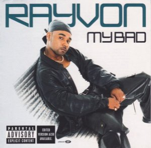 CD - Rayvon ‎– My Bad - IMP