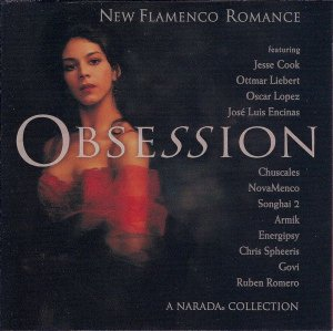 Various ‎– Obsession (New Flamenco Romance)