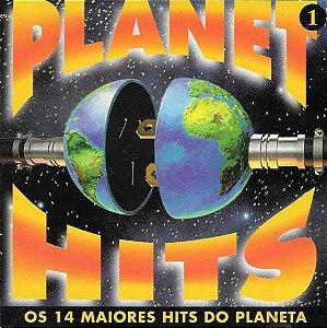 CD - Planet Hits (Vários Artistas)