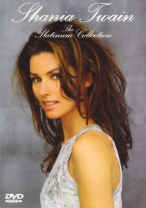 DVD - Shania Twain ‎– The Platinum Collection