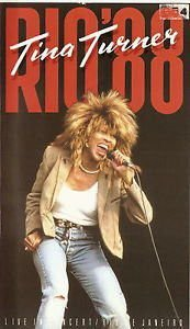 Tina Turner – Rio'88 (Live In Concert / Rio De Janeiro)