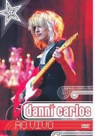 DVD - Danni Carlos – Ao Vivo (Digipack)