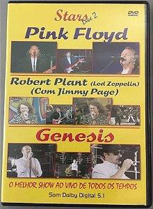 Pink Floyd, Robert Plant, Genesis – Stars Live 2