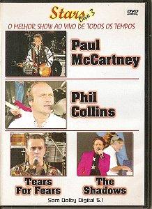 STARS LIVE 3 - Paul McCartney, Phil Collins, Tears For Fears, The Shadows