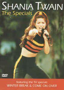 DVD - Shania Twain – The Specials