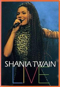 DVD - Shania Twain – Live