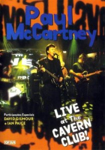 DVD - Paul McCartney ‎– Live At The Cavern Club!