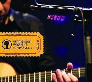 DVD - Emmerson Nogueira – Ao Vivo Vol. 2 (Digipack)
