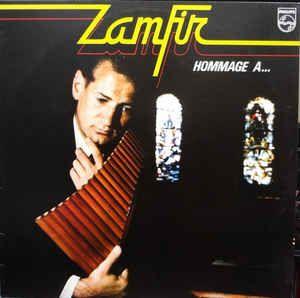 LP - Zamfir – Hommage A
