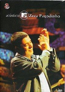 DVD - Zeca Pagodinho – Acústico MTV