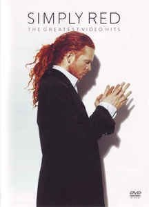 DVD - Simply Red ‎– The Greatest Video Hits