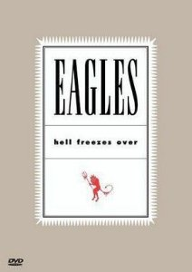 DVD - EAGLES: HELL FREEZES OVER USA - IMP