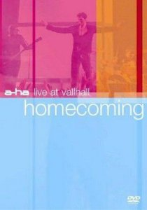 DVD - A-ha: LIVE AT VALLHALL - HOMECOMING - PREÇO PROMOCIONAL