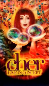 Cher ‎– Live In Concert