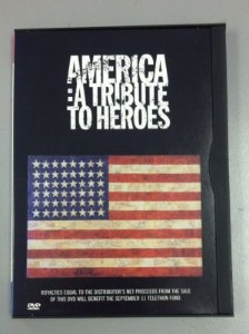 Various ‎– America: A Tribute To Heroes