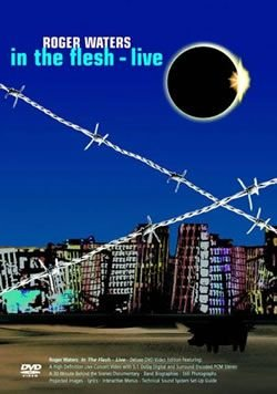 DVD - Roger Waters - LIVE In The Flesh - Live - PREÇO PROMOCIONAL