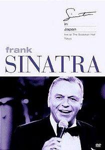 DVD - FRANK SINATRA - LIVE IN JAPAN (Promoção Colecionadores Discos)