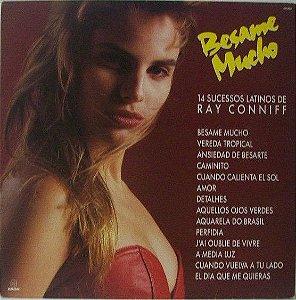 LP - Ray Conniff – Besame Mucho - 14 Sucessos Latinos