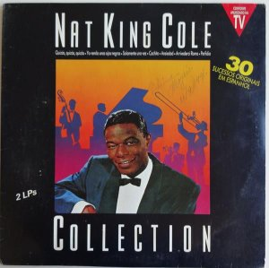 LP - Nat King Cole ‎– Nat King Cole Collection