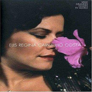 DVD - Série Grandes Nomes - Elis Regina Carvalho Costa (Promoção Colecionadores Discos)